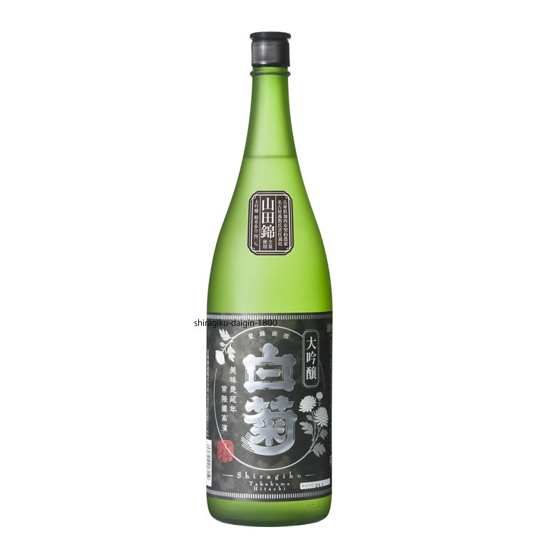shiragiku-daiginjyo